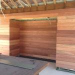Timber Cladding Nook